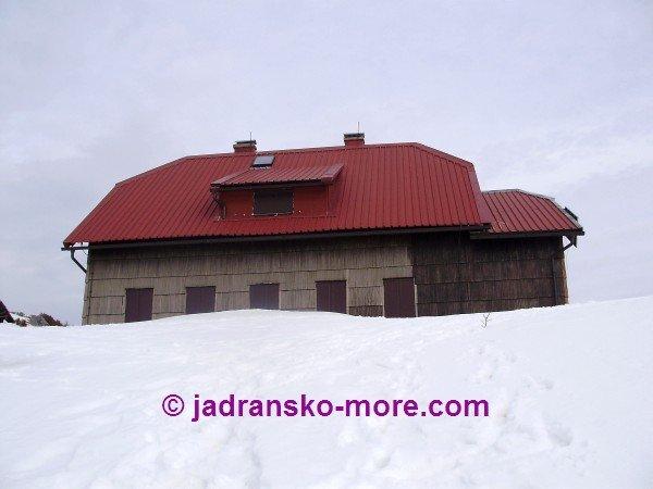 Schlosserov dom pod Risnjakom u Gorskom kotaru
